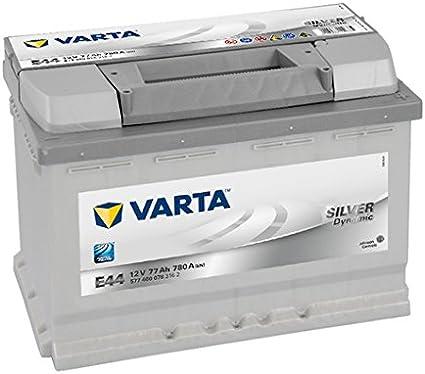 Varta Silver Top E44 77Ah Batterie de Voiture