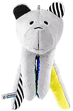 Whisbear The Humming Bear with Cry Sensor Ardega Limited WHBFT