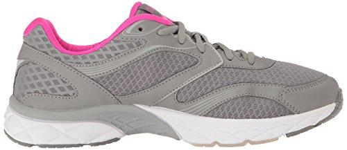 Women's Pink 3D Ryka Walking Propel Pro Shoe Grey dq0fSw0