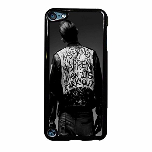 G-Eazy Back Case Cover / Color Nero Plastic / Device iPod Touch 5