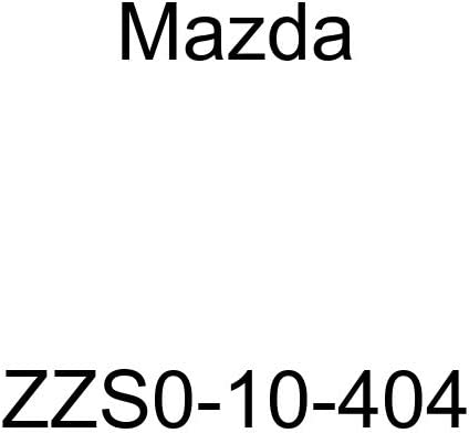 Mazda ZZS0-10-404 Engine Oil Drain Plug