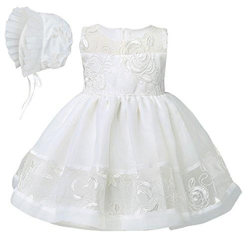 Bébé Sans Robe Princesse De Cérémonie Manches Tutu Iiniim Fille PZTXikuwO