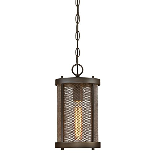 One Light Outdoor Pendant in US - 7
