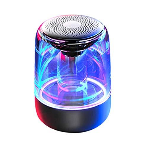 Bluetooth Speaker Draagbare Bluetooth Muziek Spreker, Lamp, Ingebouwde 800 MAh Batterij, 8H Speeltijd, Voor Vrouwen…