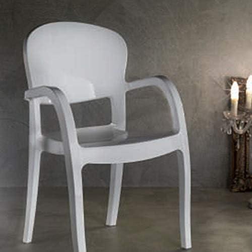 M-029 Silla Blanca Design Coraline (Lote de 4): Amazon.es: Hogar