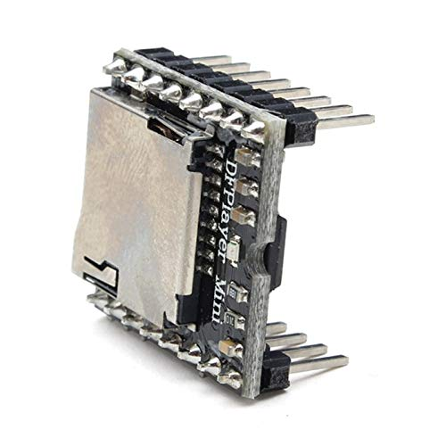 Accessories Hot New DFPlayer Mini MP3 Player Module for Arduino for RC Parts by Yoton (Image #3)