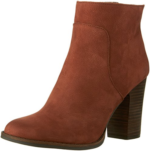 Lucky Women's Lk-Liesell Boot, Russet, 10 M US by Lucky Brand