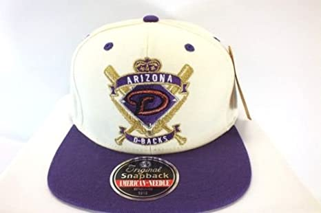 c79a3ab6e3b Image Unavailable. Image not available for. Color  American Needle Arizona  Diamondbacks MLB Original Snapback Cap ...