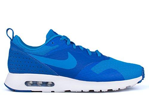 Nike Air Max TAVAS Essential 725073 Blau Blau 400 Sneaker Blau (Blau-Weiß)