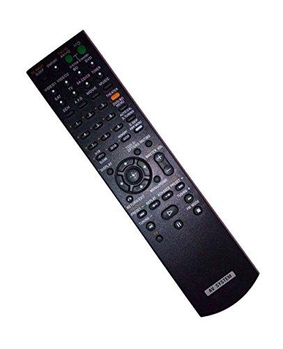 Replaced Remote Control for Sony STR-KS2300 STRKM5000 STRDG510 RMAAU021 STRDG720 Home Theater Audio/Video Receiver AV System by JustFine