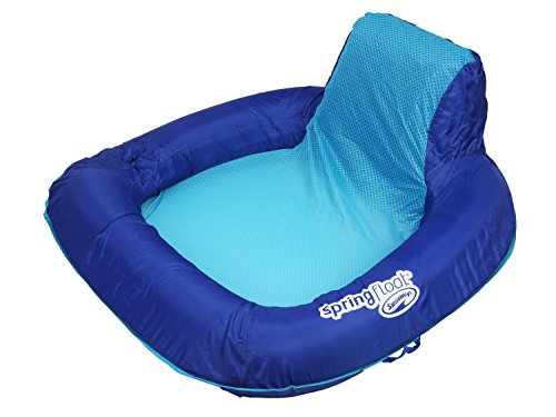 - SwimWays Spring Float SunSeat Floating Chair for Pool, Beach, and Lake