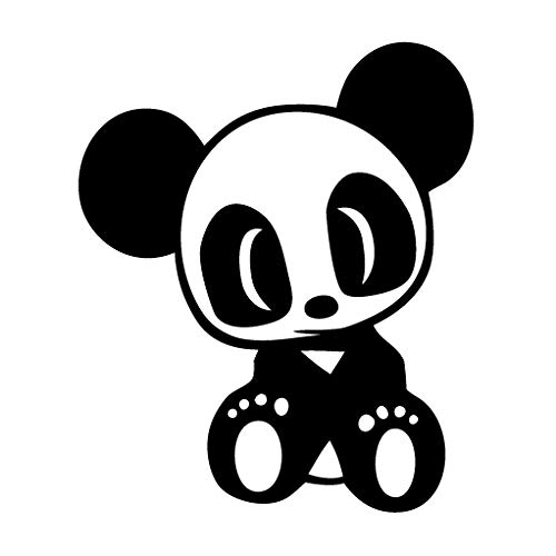 Team Check Racer - Leon Online Box JDM Team Panda - Racer Decal [Choice] Vinyl Sticker for Car, Bike, iPad, Laptop, MacBook, Helmet