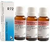 Dr.Reckeweg Germany R72 Pancreas Drops Pack of 2