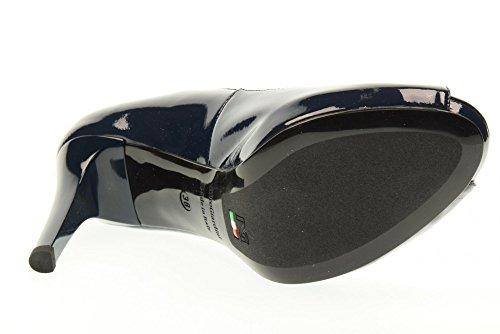 Patentes Nero Giardini Azul Apareció P717383de Dcollet Mujer 208 w646UqX