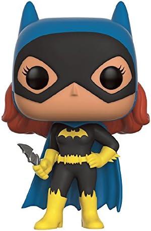 DC Comics Bombshells Batgirl POP Figur 9 cm Funko