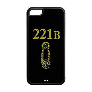 Lmf DIY phone caseCustom Sherlock Cover Case for iphone 5c LC-756Lmf DIY phone case
