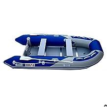 Kodiak Sportsman 12-Feet Inflatable Boat, Grey/Blue