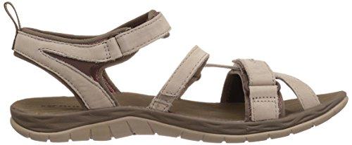 Merrell Damen Sirene Strap Q2 Athletic Sandal Aluminium