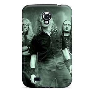 Samsung Galaxy S4 PYk5387Akgv Custom High-definition Macbeth Band Pattern Perfect Cell-phone Hard Cover -CristinaKlengenberg