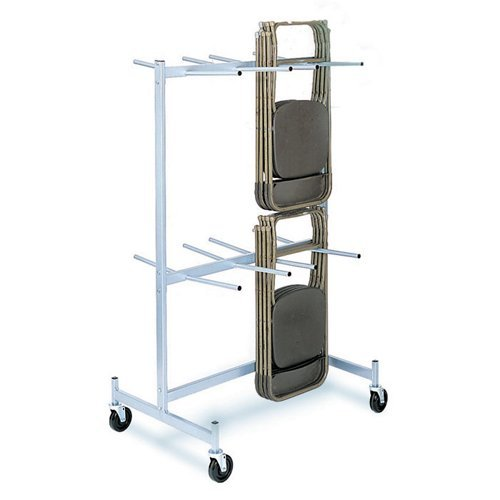Raymond Products Hanging Folded Chair Storage Truck - Compact Size