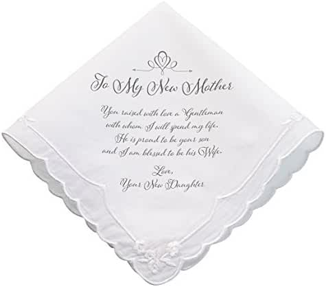Lillian Rose New Mom verse Wedding Gift Hankie