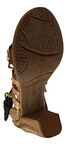 Marron Femme A 98 Sandales s Pour xqf1AO