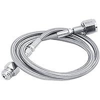 Cafopgrill CGA320-aansluiting externe slang, 1,5 m, 60 inch voor Soda Stream Soda Club adapterkit voor externe slang