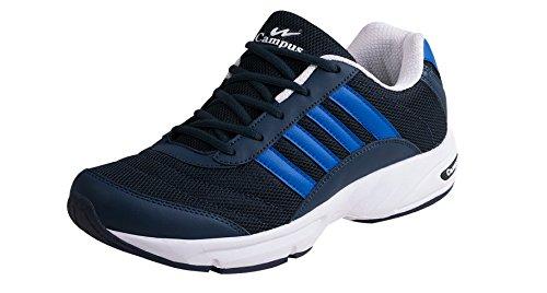 831540135c5c Campus Antro-3 Men s Blue   White Sport Shoes Size- 9  Buy Online at ...