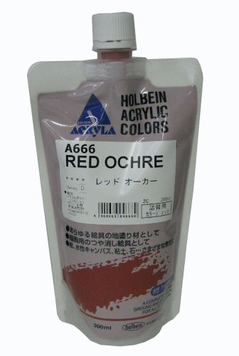 Gesso 300ml Red Ochre ()