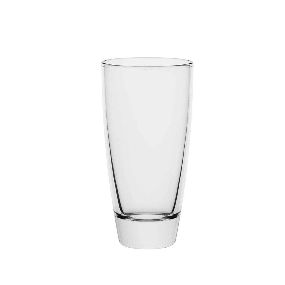 11.8 oz. Commercial Highball Drinking Glasses Set of 8 Barware Glass Tumbler