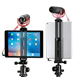 Best Ipad Tripods - Aluminum iPad Tripod Mount Holder Attachment, by Ulanzi Review