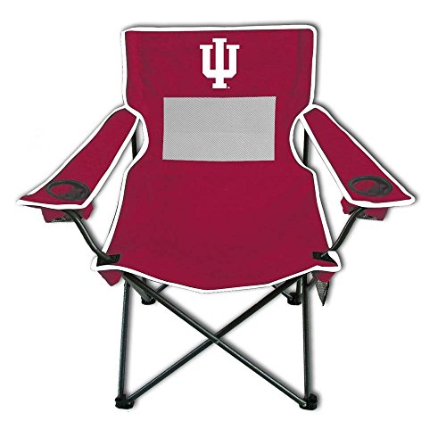 Logo Outdoor Chair (Rivalry Team Logo Picnic Outdoor Events Indiana Monster Mesh Adult Chair)
