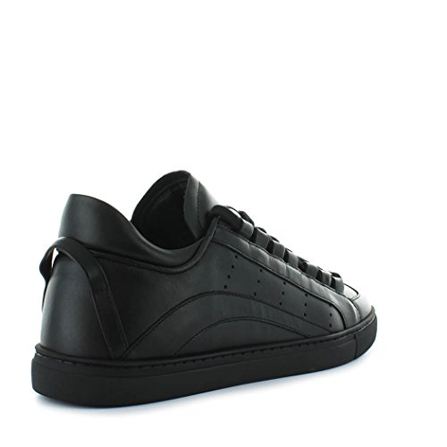 amazing price Men's Shoes Dsquared2 551 Low Sole Black Sneakers FW 2019 cheap best store to get discount wholesale price FZfAG