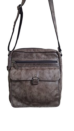 Jack Georges Voyager Large Cross Body by Jack Georges Leather