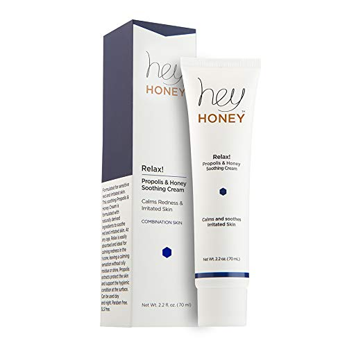 Hey Honey Relax! Propolis and Honey Soothing Cream