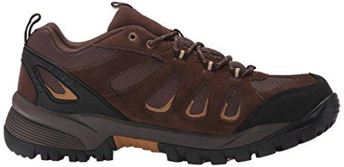 Propét Propet Mens Ridge Walker Low Boot Brown
