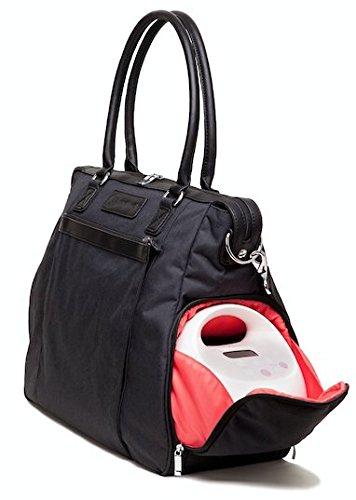 Sarah Wells Claire Breast Pump Bag (Black) by Sarah Wells (Image #2)