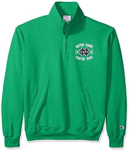 Quarter Zip Hooded Jacket - 3