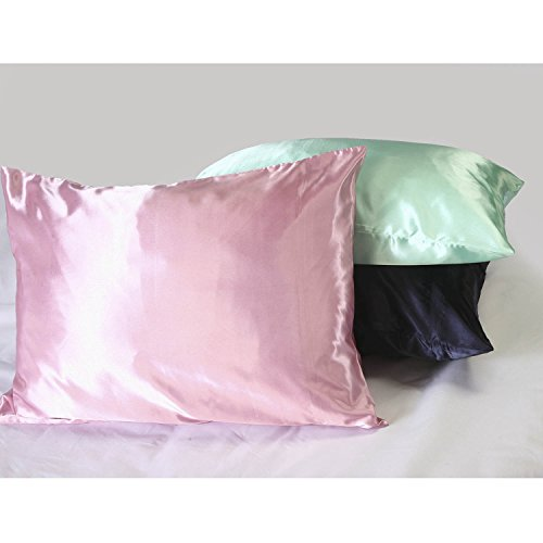 Sweet Dreams Blissford Luxury Satin Pillowcase With