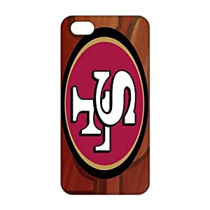 san francisco nfl 3D Phone Case for iPhone 5S