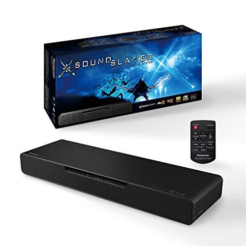 Panasonic SC-HTB01EG – Altavoz para PC Gaming 2.1 All-In-One con Subwoofer Integrado (USB, Audio Alta Resolución, 80 W…
