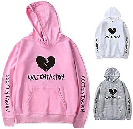DSstyles Men//Women Heartbreak Hoodie Fashionable Warm Fleeced Hooded Pullover Top