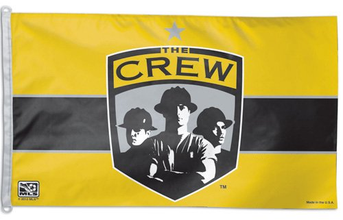 Ohio Flag Columbus - Columbus Crew - 3' x 5' Polyester MLS Flag