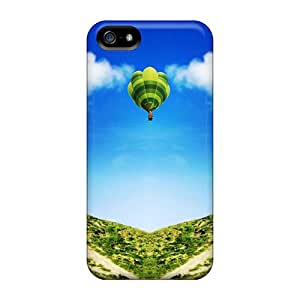 Cute Appearance Cover/tpu GKTIZCO7523rzeTe Love On Earth Case For Iphone 5/5s