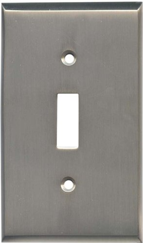 Satin Nickel Switchplates Outlet Covers Rocker Gfci 1 Toggle