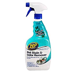zep zupetodr32 pet stain and odor remover 32 ounces pet odor and stain removers. Black Bedroom Furniture Sets. Home Design Ideas