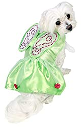 Rubie's Official Tinkerbell Dog Costume - Medium, Green By Rubie?s