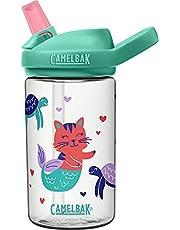 Camelbak Kinder Trinkflasche Eddy+ Plus Kids, 400 ml, Mythical Mermaids - Türkis, 2282