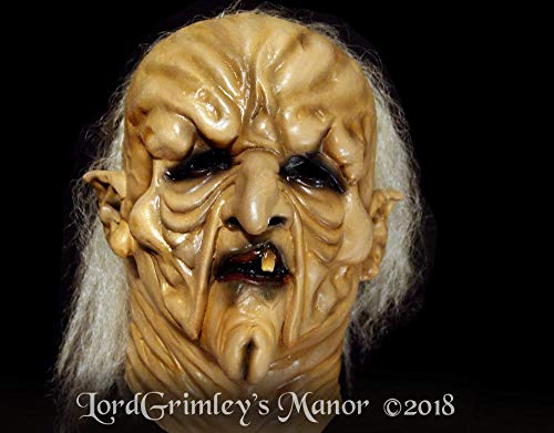 Gatton New 2018 Licensed Goosebumps The Haunted Mask II Latex Halloween Mask Horror 2 -