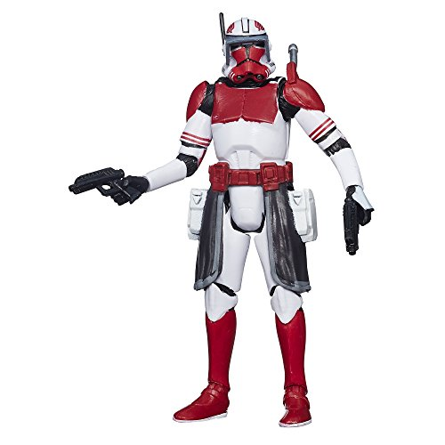 Series 2014, Commander Thorn Action Figure # 15, 3.75 Inches (Adult Clone Trooper Commander)